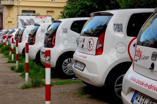 Carsharing: Wie man sich am Besten ein Auto teilt