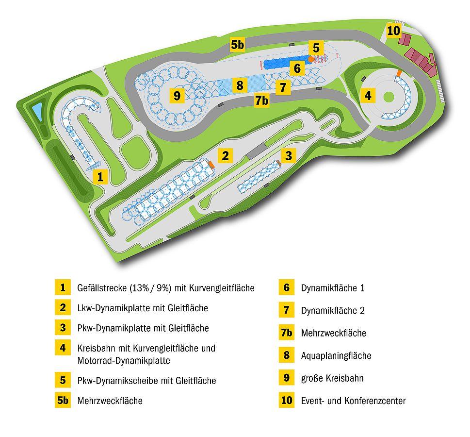 ADAC Fahrsicherheitstraining Rhein-Main: Virtuelle